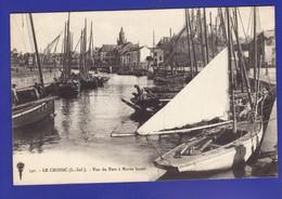 LE CROISIC Port A Marée Hate Beaux Voiliers ( TRES TRES BON ETAT ) Zz173) - Le Croisic