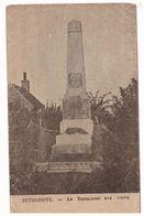 59 ZUYDCOOTE Coin Du Village Le MONUMENT Aux MORTS - Altri Comuni