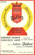 VP-GF.18-43 : BUVARD.  LOTION CAPILLAIRE  FABRE. CHEVEUX. COIGFFEUR. - Perfume & Beauty