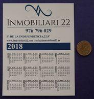 CALENDARIO - IMAN 2018. INMOBILIARI 22. - Calendarios