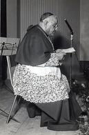 """ANGELO RONCALLI - RIVOLTELLA DEL GARDA - 1958 - INAUGURA COLLEGIO MISSIONARIO """"SANT' ANTONIO"""" - 3  - NON VIAGGIATA - Historische Persönlichkeiten"""