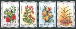1985 St.Vincent Aromatic Plants Piante Aromatiche MNH** Fio186 - St.Vincent (1979-...)
