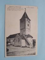 DONZY-le-Perthuis - L'EGLISE ( Biett - CIM ) Anno 1938 ( Voir Photo Pour Detail Svp ) ! - Macon