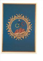 19402 - Cortina D'Ampezzo 1956 Jeux Olympiques D'Hiver (Reproduction D'Affiche Format 10 X 15) - Jeux Olympiques