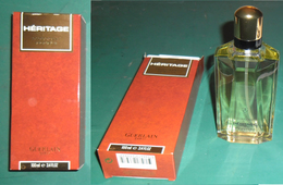 GUERLAIN PARIS HERITAGE DEODORANT 100 Ml 3,4 FL OZ   VAPORISATEUR - NATURAL SPRAY - Fragrances