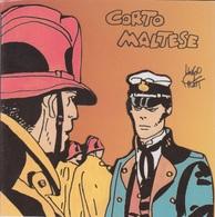 BD - Carte Postale De Corto Maltese. Hugo Pratt. LOT DE 4 - Fumetti