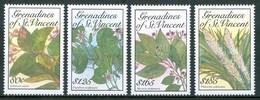 1989 St.Vincent E Grenadine Fiori Flowers Fleurs  MNH** Fio187 - St.Vincent E Grenadine