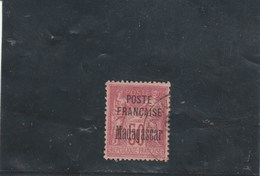 Madagascar - Yvert 19 Oblitéré - Madagascar (1889-1960)
