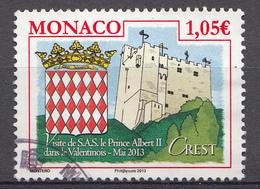 MONACO 2013 Mi.nr.:3133 Stadtturm Von Crest  OBLITÉRÉS / USED / GESTEMPELD - Gebraucht