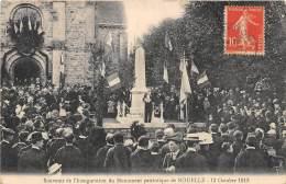 61 - ORNE / 611727 - Rouellé - Souvenir De L'inauguration Du Monument Patriotique - Autres Communes
