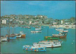 St Ives, Cornwall, 1987 - J & S Cards Postcard - St.Ives