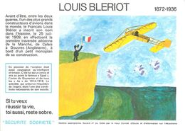 VP-GF.18-78 : BUVARD.  AVIATEUR LOUIS BLERIOT - Blotters