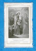 Le Champ Béni De Saint Joseph, Sainte Famille, Ange, Canivet éd. E. Boumard Pl. 478 - Devotion Images