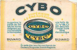 VP-GF.18-88 : BUVARD. ENCAUSTIQUE CYBO - Produits Ménagers