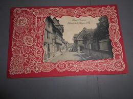 D. 14 - Pont - L'évéque Hôtel De L'aigle D'or - Pont-l'Evèque