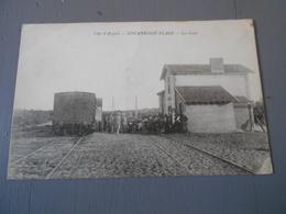 D. 40 - Biscarrosse Plage La Gare Côte D'argent - Biscarrosse