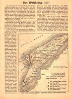 Der Weltkrieg / Artikel, Entnommen Aus Zeitschrift/1915 - Livres, BD, Revues