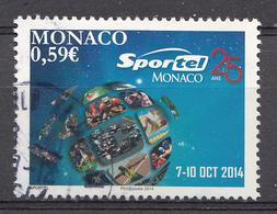 MONACO 2014 Mi.nr.:3202 Kongress Für Sport Und Fernsehen  OBLITÉRÉS / USED / GESTEMPELD - Monaco
