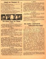 Ein Halbes Jahrtausend Hohenzollernherrschaft / Artikel, Entnommen Aus Zeitschrift/1915 - Livres, BD, Revues