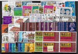 CHINA - HONG KONG BEAUTIFUL COLLECTION OF STAMPS - China
