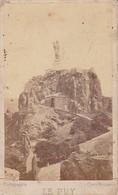 Foto Le Puy - Statue De Notre Dame - Ca. 1900 - 10*6cm (33358) - Orte