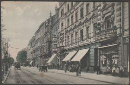 Hohenstaufenring, Köln, 1919 - Hermann Gier AK - Field Post Office - Koeln