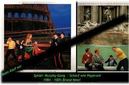 SPIDER MURPAY GANG - Scharf Wie Peparoni - Von 1980 - Neue LP - 100 % Brand News - Hard Rock & Metal