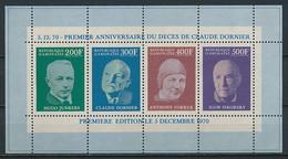 Gabun Block 16 A ** ~ Michel 17,-- € - Gabun (1960-...)