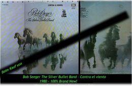 BOB SEGER - The Silver Bullet Band - Von 1980 - Neue LP - 100 % Brand News - Hard Rock & Metal