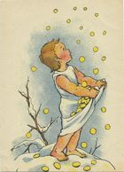AK Märchen Sterntaler Color ~194050 #2396 - Fairy Tales, Popular Stories & Legends