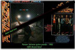 PANZER - Salvebce Quien Puede - Von 1983 - Neue LP - 100 % Brand News - Hard Rock & Metal