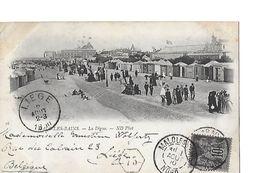 3 Cpa Précurseurs (1 De 1900). Malo-les-Bains : Plage, Digue, Casino - Malo Les Bains