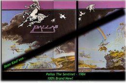 PALLAS - The Sentinel - Von 1984 - Neue LP - 100 % Brand News - Hard Rock & Metal