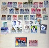 Belgie, Belgium, Belgique, Belgien, Collection Of 38 Stamps - Verzamelingen