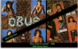OBUS - Dejarse La Piel - Von 1986 - Neue LP - 100 % Brand News - Hard Rock & Metal