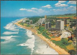 North Coast, Umhlanga Rocks, Natal, C.1990 - Art Publishers Postcard - South Africa