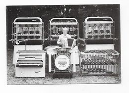 Lotmma CPM 86 Musique Bergerault Albert Inventeur LIGUEIL Port Simple Gratuit - Francia