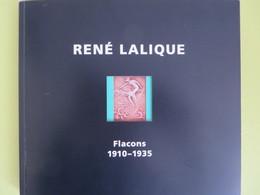 RENÉ LALIQUE, Flacons 1910-1935, Museum Bellerive Zürich 1996, 151 Pages, 22x20cm - Unclassified