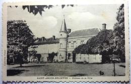 CHATRAU DE LA VILLE - St AMOUR BELLEVUE - Frankreich