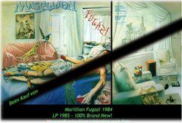Marillan - Fugazi -  Von 1985 - Neue LPs - 100 % Brand News - Hard Rock & Metal