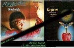 Marillan - Kayleigh -  Von 1985 - Neue LP - 100 % Brand News - Hard Rock & Metal