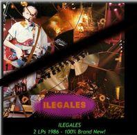 ILEGALES - Ilegales  Von 1986 - 2 Neue LPs - 100 % Brand News - Hard Rock & Metal