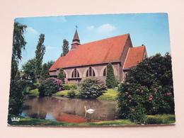 """Kerk """" Maria Konigin Van Alle Heiligen """" Koningshof-Schoten ( Thill / Iris ) Anno 1970 ( Zie Foto's ) ! - Schoten"""