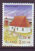 Aland 2000, Kokar Church 1v Mnh - Aland