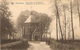 Meulebeke : Kapel Van OLV. Van Bijstand ( Feldpost 1915 ) - Meulebeke