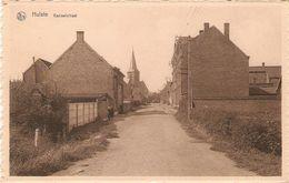 Hulste : Kasteelstraat Met Kerk - Harelbeke