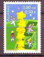 Aland 2000, Europa 1v Mnh - Aland