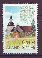 Aland 2001, Foglo Church 1v Mnh - Aland