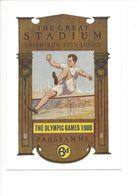 19424 - Londres / London 1908 Olympic Games (Reproduction D'Affiche Format 10 X 15) - Jeux Olympiques