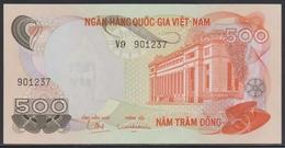 Viet Nam South 500 Dong (ND 1970) UNC - Vietnam